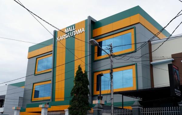 Karsa Utama Mall in Gorontalo