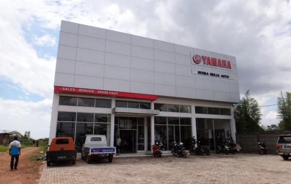 Yamaha Motor Showroom